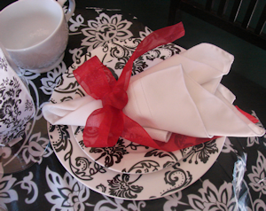 How to Napkin Fold